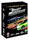 The Fast And The Furious Collection (DVD, 2006, 3-Disc Set, Box Set)