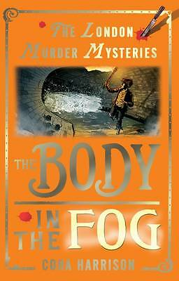 Harrison, Cora, The Body in the Fog (The London Murder Mysteries), Very Good Boo