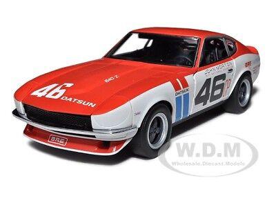 BRE DATSUN 240Z 70-71 SCCA WINNER #46 1:18 DIECAST MODEL CAR BY KYOSHO 08218