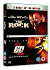 Gone In 60 Seconds/The Rock (DVD, 2008, 2-Disc Set, Box Set)