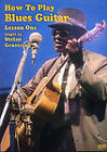 How To Play Blues Guitar Lesson 1 (DVD, 2006)
