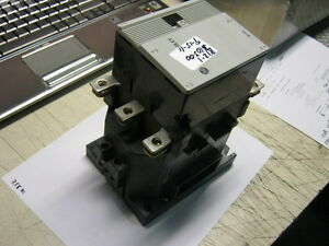 Allen Bradley Contactor, 100-B110NZ*3, 100-B110NZ ,Ser. A, Used, WARRANTY
