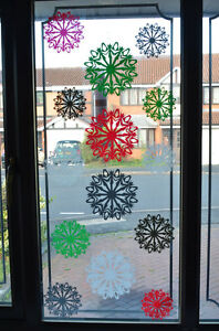 5-x-home-shop-christmas-window-decorations-snowflake-stickers-self-cling