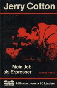 Jerry-Cotton-TB-Nr-022-Zustand-2-1-Auflage