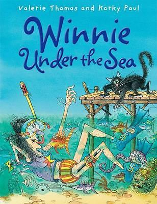 Winnie Under the Sea-ExLibrary