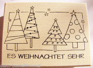 stempel weihnachtskarten gestalten stempeln embossing karten weihnachten ebay. Black Bedroom Furniture Sets. Home Design Ideas