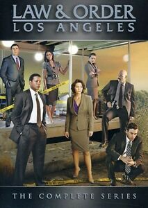 Law & Order LA Los Angeles ~ The Complete Series ~ BRAND ...
