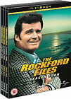 The Rockford Files - Series 4 - Complete (DVD, 2007, 6-Disc Set, Box Set)
