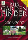 RHS Garden Finder: 2006-2007 by Charles Quest-Ritson (Paperback, 2006)