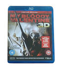 My Bloody Valentine (Blu-ray, 2009, 2-Disc Set)