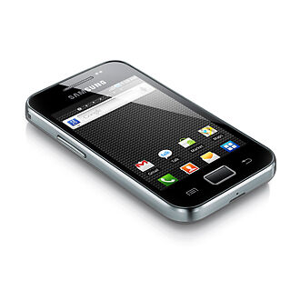 Samsung Galaxy Ace GT-S5830I - Onyx Black (Tesco) Smartphone