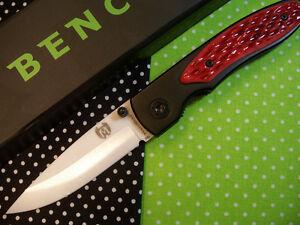 Benchmark-CERAMIC-BLADE-folding-pocket-KNIFE-w-RED-BONE-zirconia-BMK6001RPB