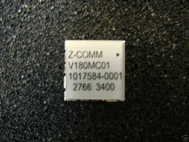 Z-COMM VCO 144MHz-216MHz, V180MC01, MINI-HGS (MINI-14S)