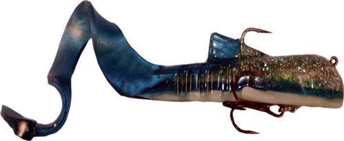 """selettore colori Musky Innovations Spring Bull Dawg 6/"""" esche in gomma 15 cm-circa 57 G"""