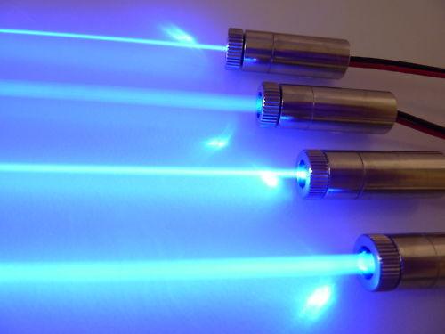 >1W 445nm Laserdiode + Gehäuse DPSS Laser Diode