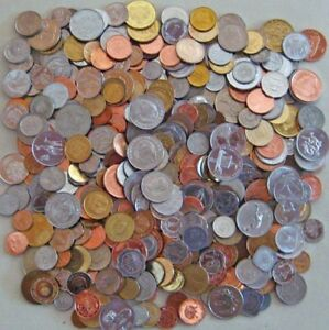 75-Uncirculated-World-Foreign-Coins-Mint-Lot