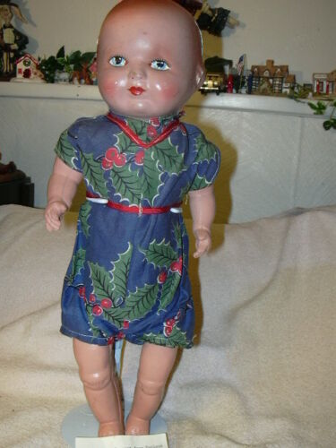 "15"" composition doll from England"