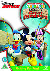 Mickey Mouse Clubhouse - Mickey's Great Outdoors (DVD, 2011)