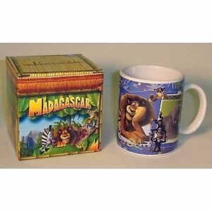 Madagascar Ceramic Coffee Mug