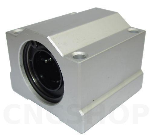 SC20UU 20mm LINEAR BALL BEARING CNC ROUTER 3D PRINTER RAIL SLIDE MOTION DIY KIT