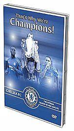 Chelsea FC - Season Review 2005/2006 [DVD], Very Good DVD, ,