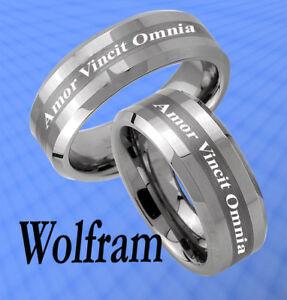 WOLFRAM-TUNGSTEN-Ringe-Trauringe-mit-persoenlicher-Aussen-amp ...
