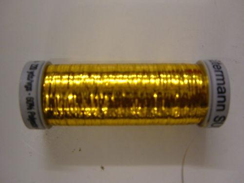 Gutermann Sulky Sliver Metallic Thread 200m spool