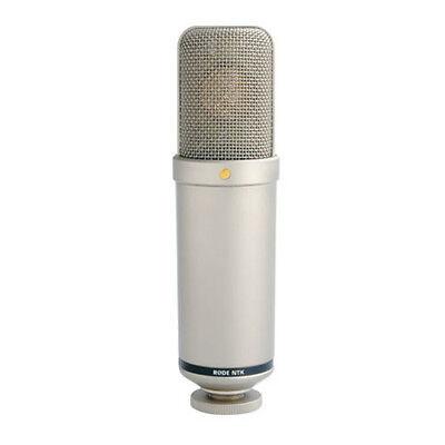 Rode NTK Large-Diaphragm Condenser Studio Microphone