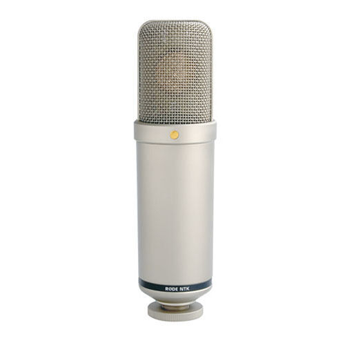 Rode NTK Large-Diaphragm Condenser Studio Microphone