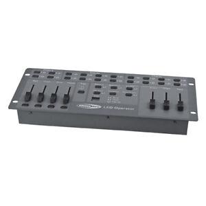 Showtec-Operator-4-DMX-LED-Par-Can-Controller-desk-DJ