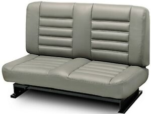 HUMMER H2 Full 3RD THIRD ROW Rear Bench Sofa SEAT EBay