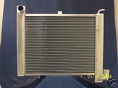 1963-1972 corvette aluminum radiator direct fit