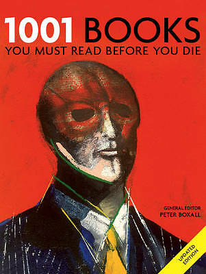"""""""AS NEW"""" Boxall, Peter, 1001 Books: You Must Read Before You Die, Book"""
