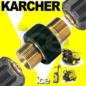 karcher nilfisk m22mm hose joiner screw coupling adaptor. Black Bedroom Furniture Sets. Home Design Ideas