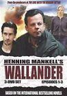 Wallander: Episodes 1-3 (DVD, 2010, 3-Disc Set)