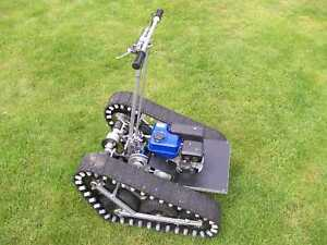Magic-Carpet-Go-Kart-Personal-Tracked-Vehicle-Build-Plans-Only