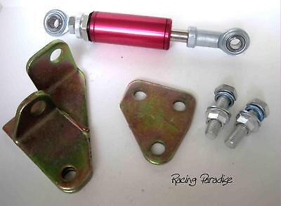 NEW REV9 02-06 ACURX RSX RSX TYPE S ENGINE TORQUE DAMPER KIT DC5 K20