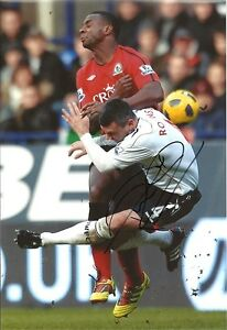 Signed-12-x-8-inch-photo-Bolton-Wanderers-Paul-Robinson