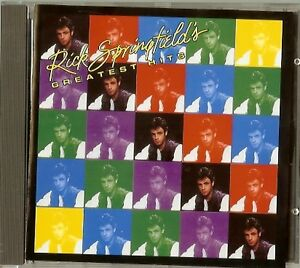 Rick-Springfield-034-Greatest-Hits-034-German-Press-CD