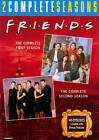 Friends: The Complete First and Second Seasons (DVD, 2011, 8-Disc Set)
