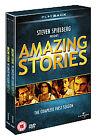 Amazing Stories - Series 1 - Complete (DVD, 2006, 4-Disc Set, Box Set)