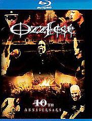 Ozzy Osbourne's Ozzfest Xth Anniversary (Blu-ray Disc, 2008)