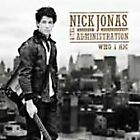 Who I Am by Nick Jonas & the Administration/Nick Jonas (CD, Feb-2010, 2 Discs, Hollywood)