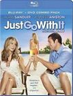 Just Go With It (Blu-ray/DVD, 2011, 2-Disc Set, Canadian French)