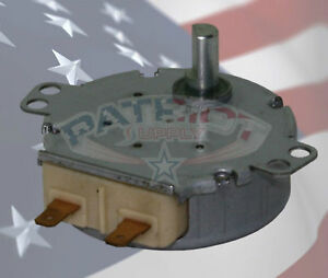 Microwave Synchronous Turntable Motor For Ge Wb26x10038 Ebay
