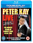 Peter Kay Live - The Tour That Doesn't Tour (Blu-ray and DVD Combo, 2011, 2-Disc Set)