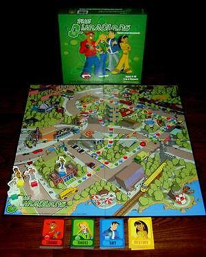 The Guardians - Kids Safety Board Game - Teaches Children Safety Skills