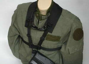 Stargate-SG-1-Style-Weapon-Master-Multi-Use-Center-Chest-Weapon-Sling-NEW