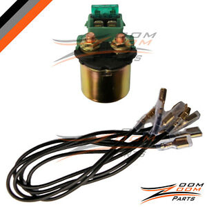 s l300 starter relay solenoid honda gl1200 goldwing aspencade 1984 1985  at panicattacktreatment.co