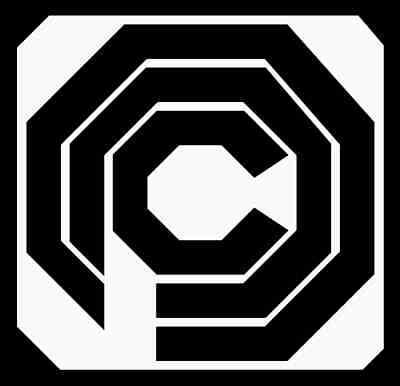 80's Sci-Fi Classic Robocop OCP logo custom tee Any Size
